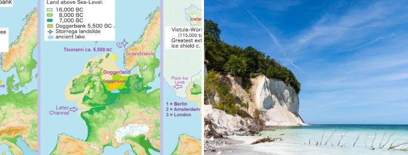 News & prioslav.ru: Земля миллион лет назад - Балтийского моря не было
