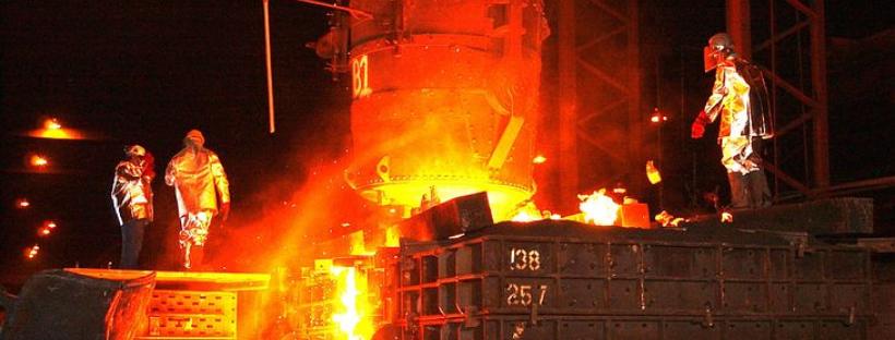 Производители стали в США сокращают до 1500 рабочих мест