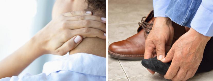 News & prioslav.ru: Острая боль в шее / Онемение в ногах