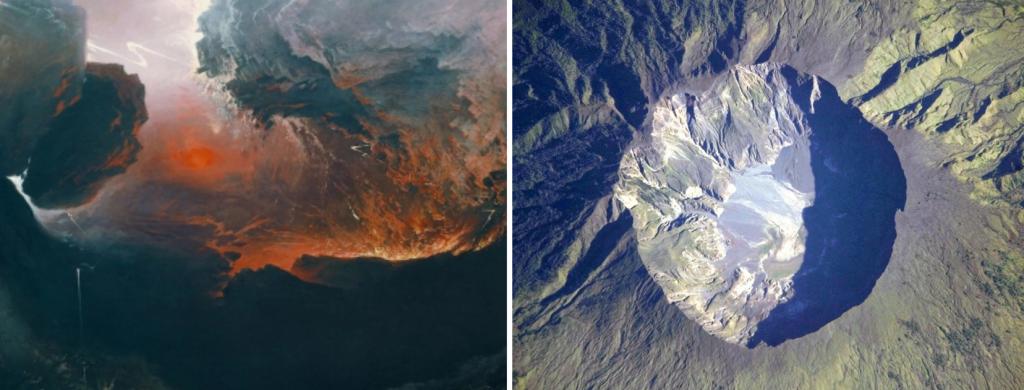 News & prioslav.ru: Извержения вулканов в истории Земли