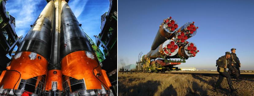 """News & prioslav.ru: С Байконура были запущены и первый космический полет с Юрием Гагариным на """"Восток-1"""", и первый искусственный спутник """"Спутник-1"""""""