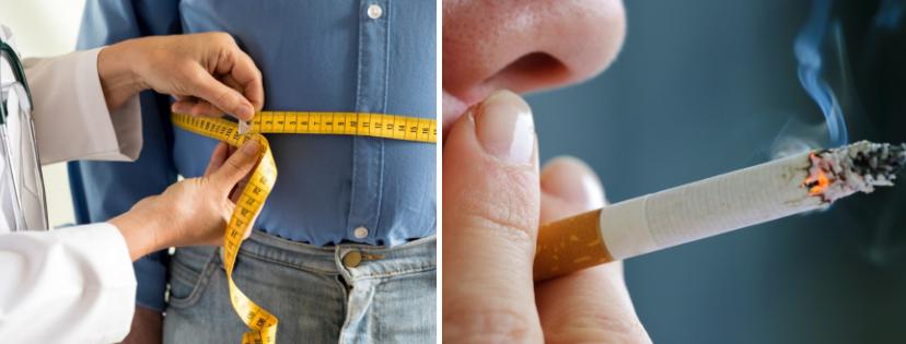 News & prioslav.ru: Ожирение / Курение