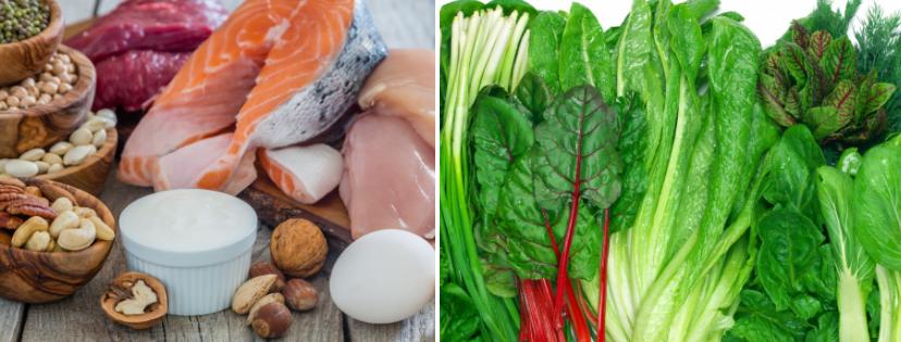 News & prioslav.ru: Увеличить потребление белка / Не отказывайтесь от зеленых продуктов