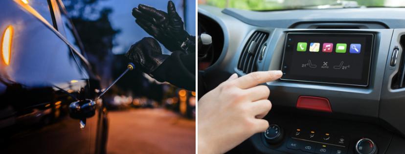 News & prioslav.ru: Новые автомобильные технологии - Твердотельный лидар / Отслеживание и остановка угнанного автомобиля