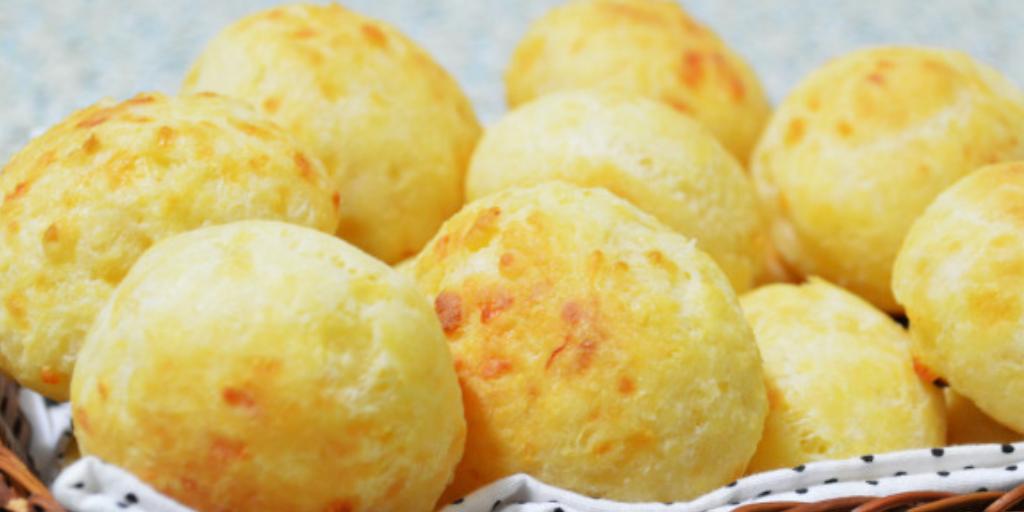 Лучший завтрак в Бразилии: сыр с тапиоками