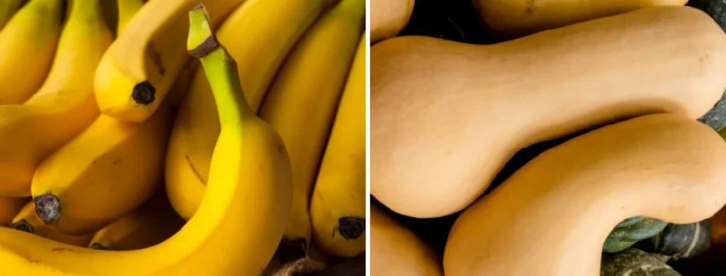 News @ prioslav.ru: Бананы / Баттернат Сквош
