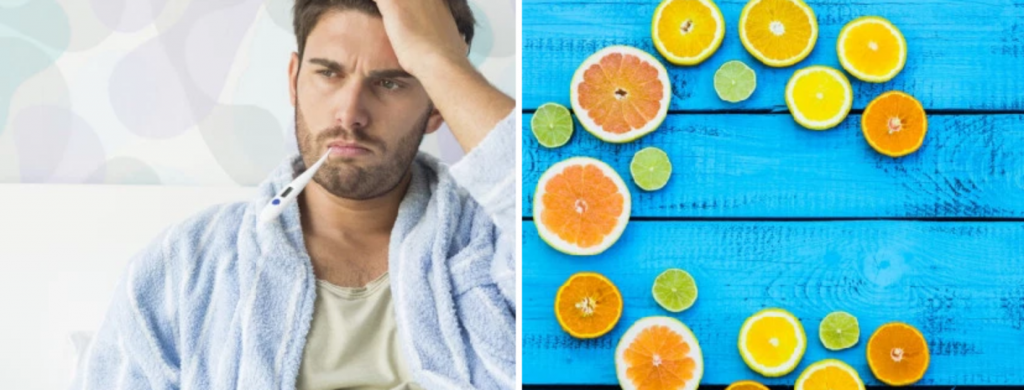 News @ prioslav.ru: Температура тела нормализуется / Уровень витамина С возрастает
