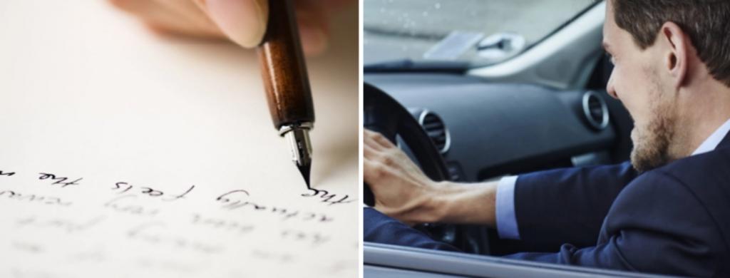 News @ prioslav.ru: Вы меняете свой почерк - болезнь Паркинсона / Вы испытываете ярость на дороге - тяжелая депрессия