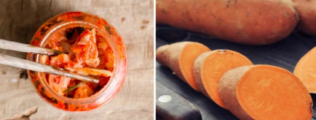 News @ prioslav.ru: Кимчи / Сладкий картофель