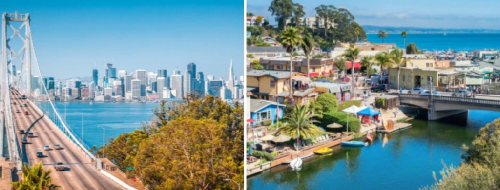 News @ prioslav.ru: Сан-Франциско-Окленд-Хейворд, Калифорния / Санта-Круз-Уотсонвилл, Калифорния