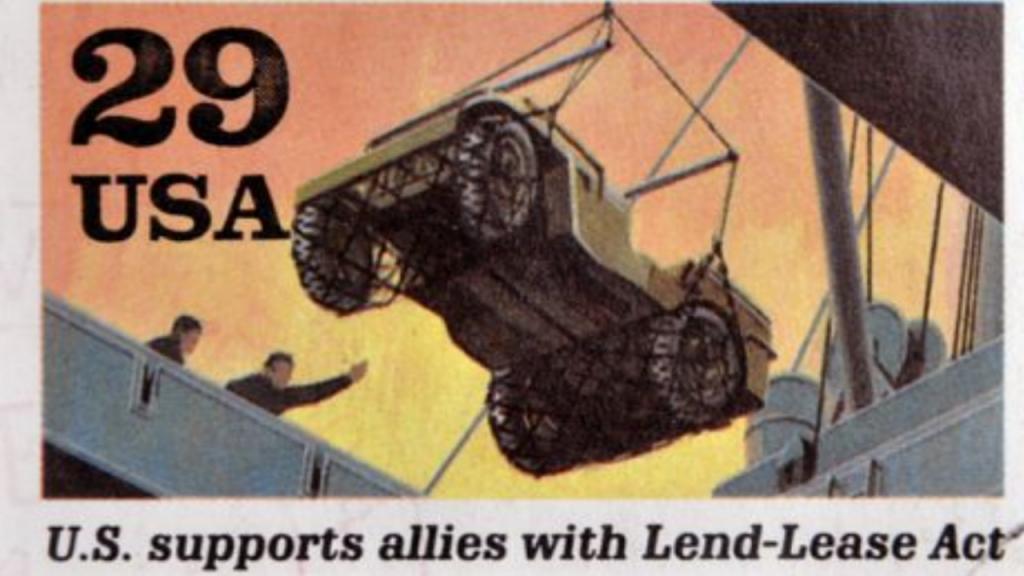News @ prioslav.ru: Закон о ленд-лизе
