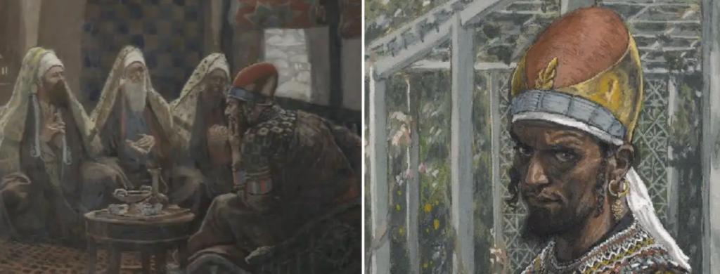 News @ prioslav.ru: Библейские истории о Христе и Ироде в ярких художественных образах-3