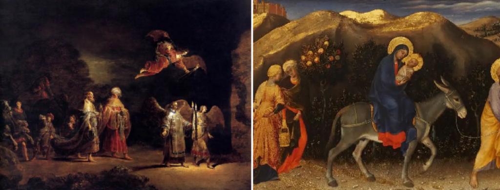 News @ prioslav.ru: Библейские истории о Христе и Ироде в ярких художественных образах-4