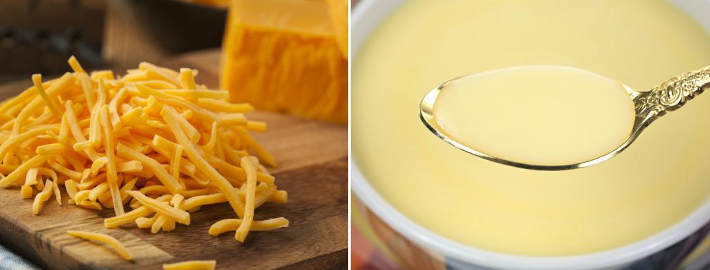 News @ prioslav.ru: Золотой сырный суп (ингредиенты и рецепт приготовления)