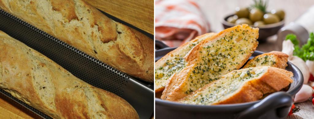 News @ prioslav.ru: Чесночный хлеб (ингредиенты и рецепт приготовления)