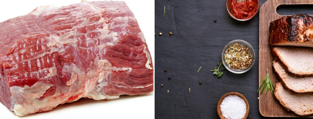 News @ prioslav.ru: Жареная свинина (ингредиенты и рецепт приготовления)